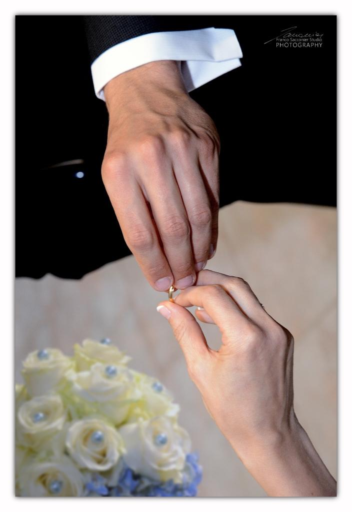 prendi questo anello...