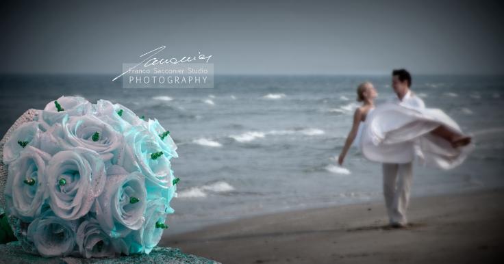 nozze in riva al mare, rimini